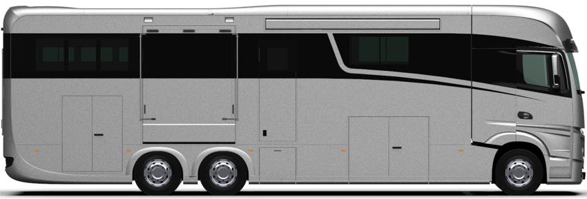 Image KR EXCLUSIVE | Krismar Horse Trucks