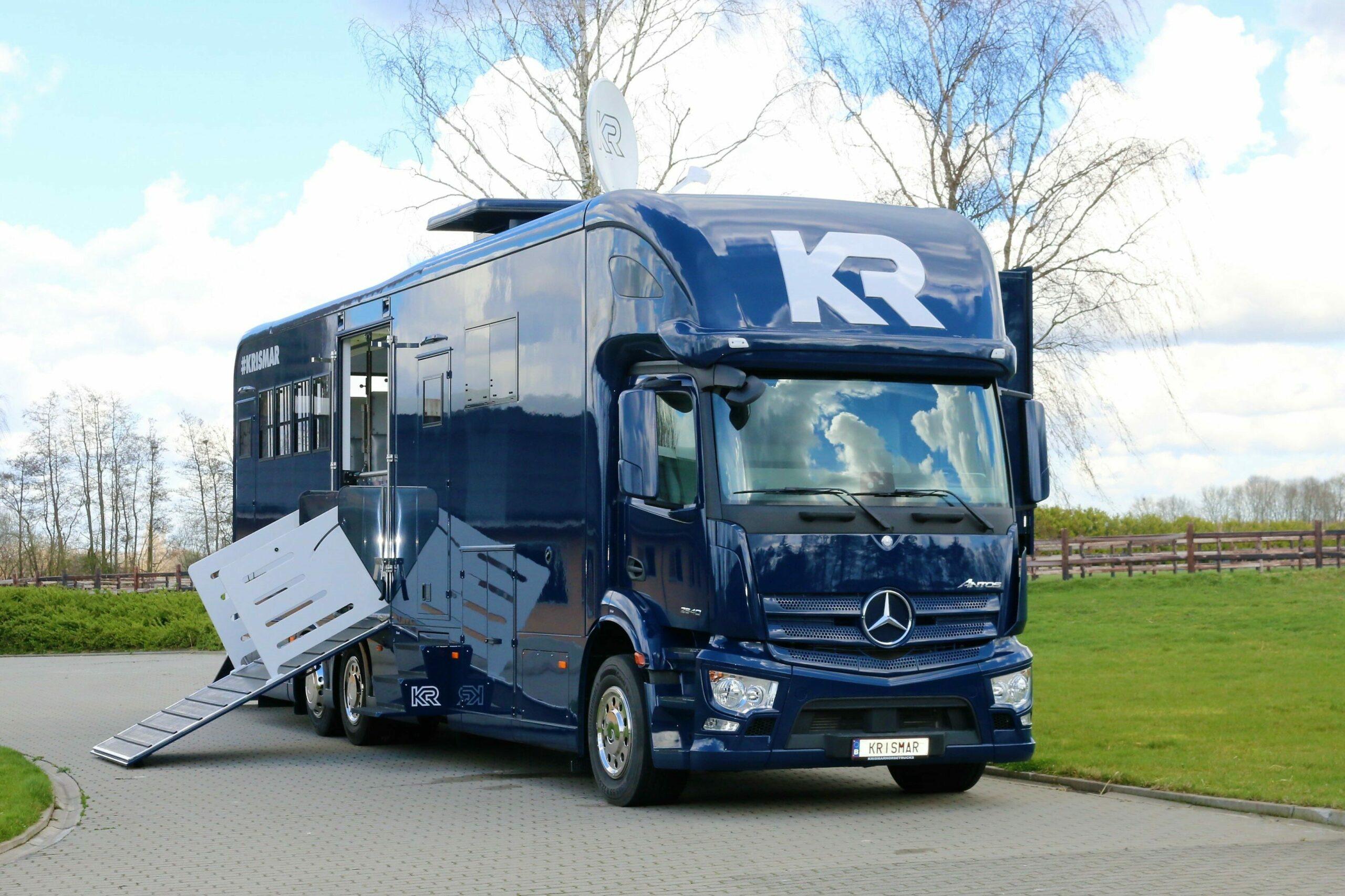 Krismar horse truck