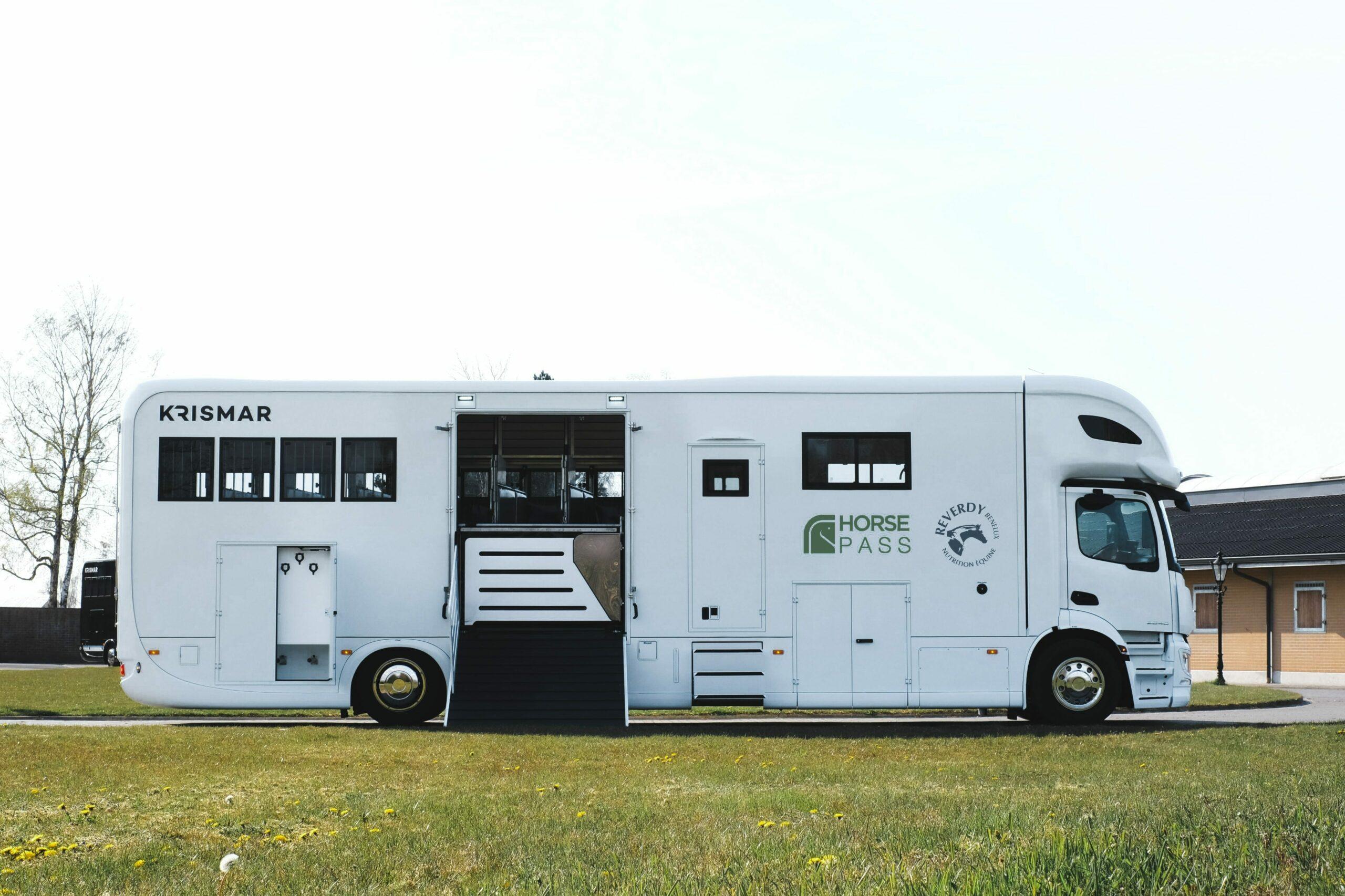 Krismar horsetruck professional paardenvrachtwagen