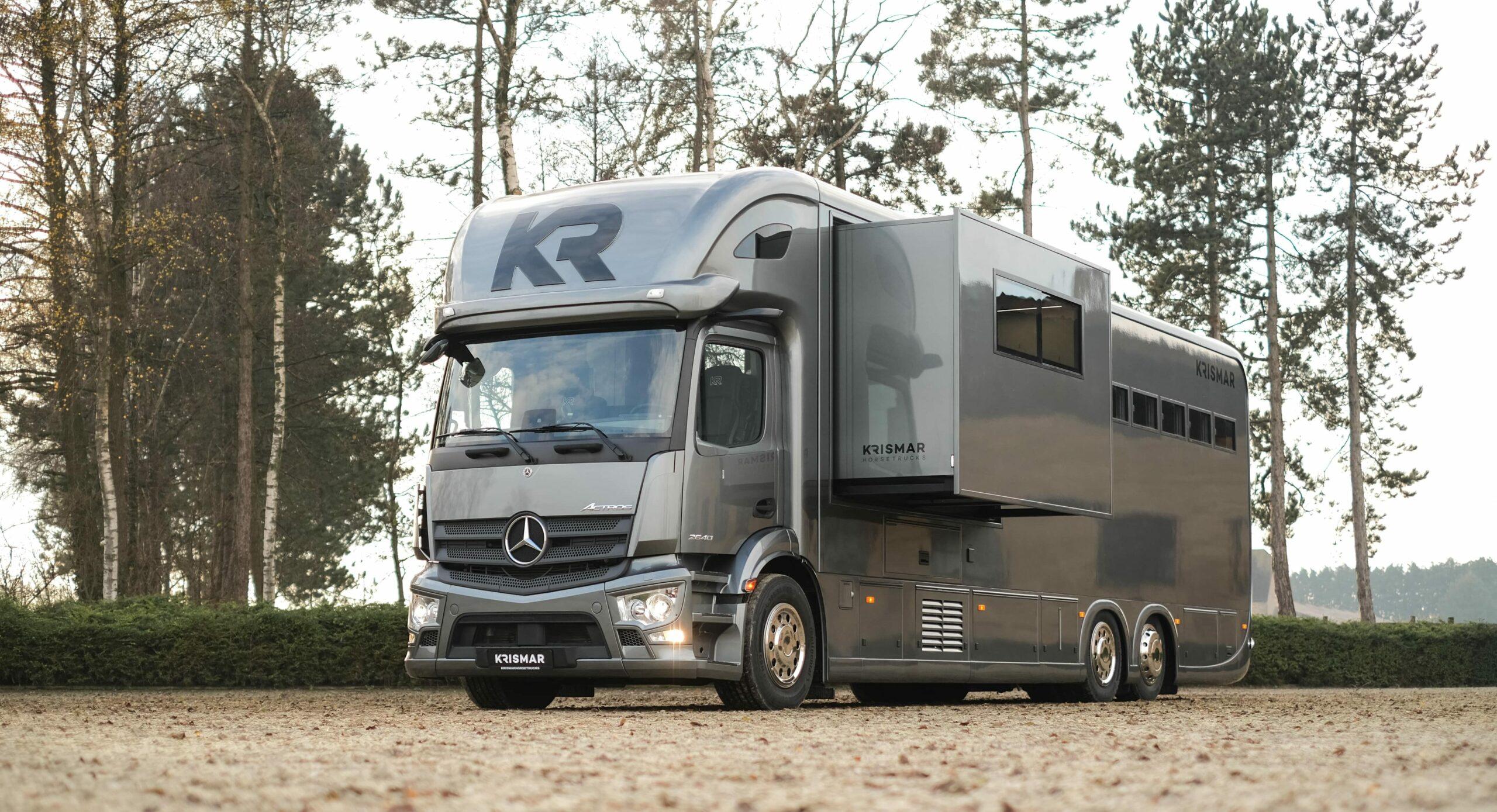krismar horse truck professional line